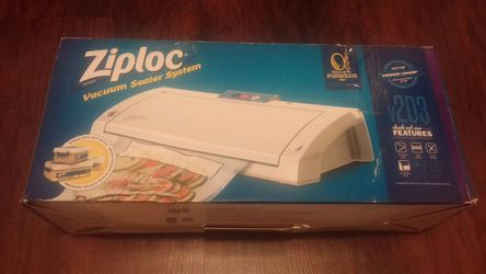 Brand New Ziploc Vacuum Sealer System for Sale in Mansfield,  TX