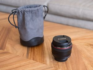 Canon EF 50mm f/1.2 USM / DSLR for Sale in Chicago, IL