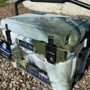 Brand New Roto-molded 20 qt CAMO top of line Ice Chest Cooler & DOZENS more items posted here for Sale in Kirkland, WA