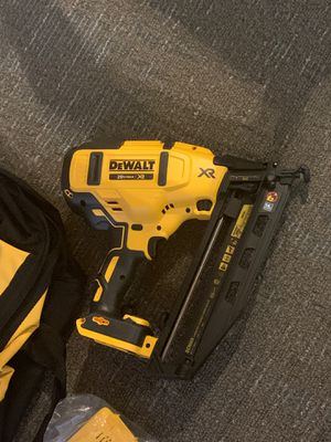 Dewalt Nail Gun for Sale in Santa Clarita, CA