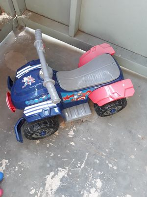 Captain America power wheels for Sale in Citrus Heights, CA