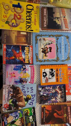 Books for Sale in Lynnwood, WA
