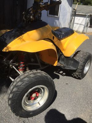 03 honda Trx300ex $11OO for Sale in Madera, CA
