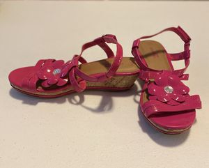 Pink wedges for Sale in Chicago, IL
