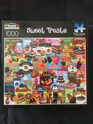 Puzzle Puzzle Puzzle! Comes with all the pieces. for Sale in San Diego, CA