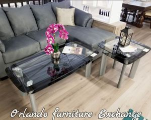 $189 BRAND NEW COFFEE TABLE AND 2 END TABLES for Sale in Oviedo, FL