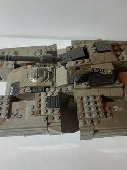 Mega Bloks Halo Scorpion Tank Built for Sale in Fontana,  CA