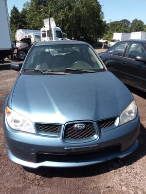 2007 Subaru Impreza for Sale in Meriden, CT