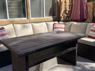 Outdoor Patio Furniture Couch And Table for Sale in Rancho Santa Margarita,  CA