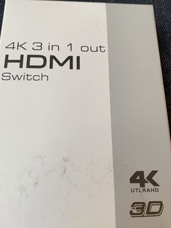 HDMI Switch for Sale in San Francisco,  CA