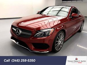 2017 Mercedes-Benz C-Class for Sale in Stafford, TX