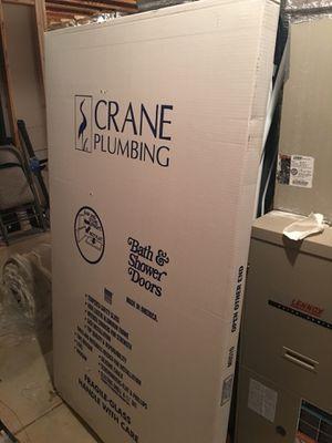 American Standard Showerite Shower Door 205 422K Brand New! for Sale in Rockville, MD