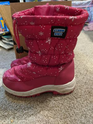Storm Kidz snow boots, size 13 for Sale in San Dimas, CA