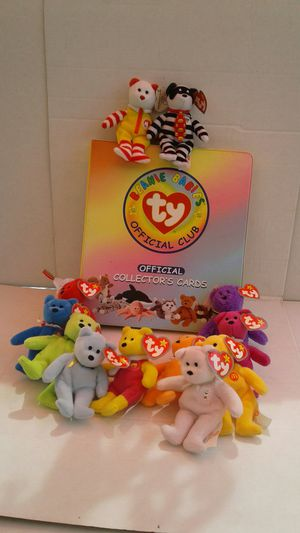 Collectibles Beanie Babies for Sale in Huntington Beach, CA