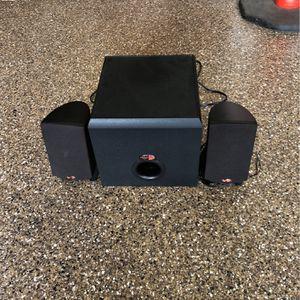 Klipsch Sound System For PC Computer for Sale in Murrieta, CA