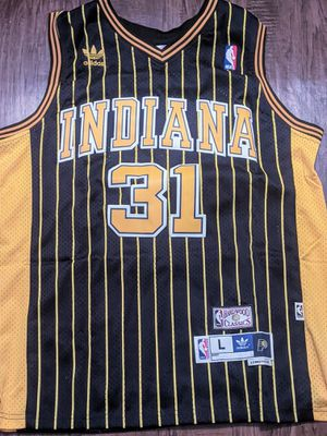 Reggie Miller Indiana Pacers Jersey for Sale in Dallas, TX