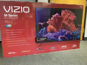 "55"" Class M-Series Quantum Series LED 4K UHD Smart VIZIO SmartCast TV for Sale in Santa Ana, CA"