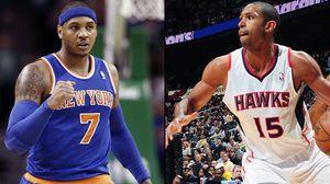 Hawks Knicks court side tickets! Cheap for Sale in Atlanta, GA