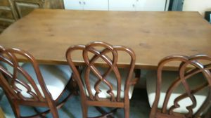 Table an chairs for Sale in Tempe, AZ