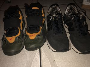$5 for both New balances & Nike for Sale in West Palm Beach, FL