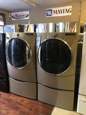 KENMORE ELITE HE5 FRONT LOAF WASHER AND DRYER SET for Sale in Ontario, CA