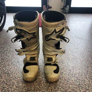 Fox motocross boots size 9 for Sale in Kirkland, WA