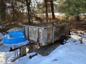 Utility trailer 4x8 for Sale in Pelham, NH