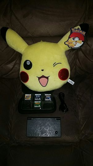 Pokemon DS Ranger Diamond Mr Driller Pikachu Plush for Sale in Pearland, TX