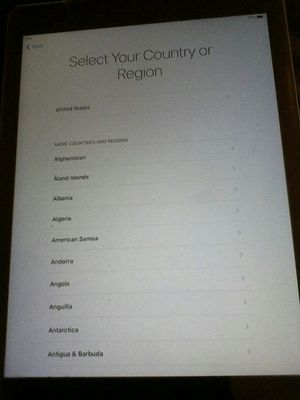 5th generation iPad touch 128gb model a1822 for Sale in Nashville, TN