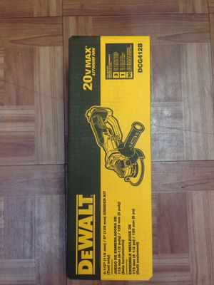 """4-1/2""""(115mm) /5"""" (125mm) grinder kit (tool only). for Sale in Pompano Beach, FL"""