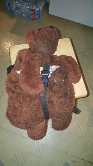 teddy bear backpack for Sale in San Diego, CA