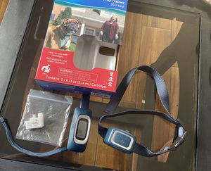 Petsafe Remote Spray Trainer - Like new, works perfectly for Sale in Santa Fe Springs, CA