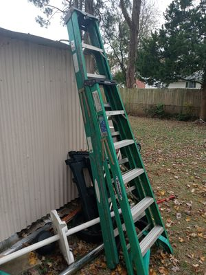6ft and 10 ft ladder for Sale in Hampton, VA