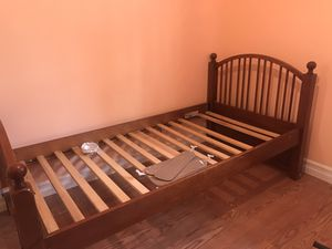 Sturdy Twin bed frame for Sale in Everett, WA