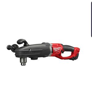 Milwaukee M18 Fuel Super Hawg Right Angle Drill for Sale in Tucson, AZ