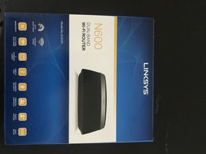 Linksys wi-fi router for Sale in Fairfax, VA