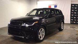 2020 Land Rover Range Rover Sport for Sale in Miami Shores, FL