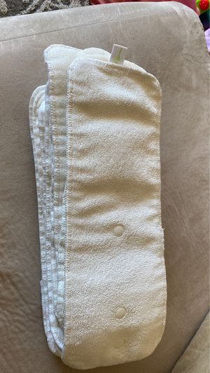 15 bumgenius cloth diaper inserts for Sale in San Diego, CA
