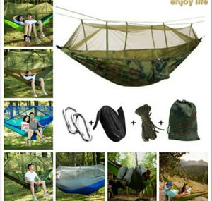 Camping mosquito net hammocks for Sale in Lutz, FL
