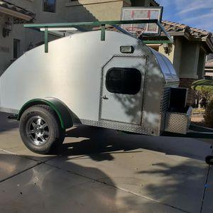 2018 Sleepy Hauler Teardrop camper for Sale in Waddell, AZ