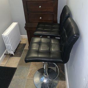 Leather Bar Stools for Sale in Arlington, VA