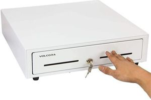 "16"" Manual Push Open Cash Register Drawer for Point of Sale (POS) System, White for Sale in Smyrna, TN"