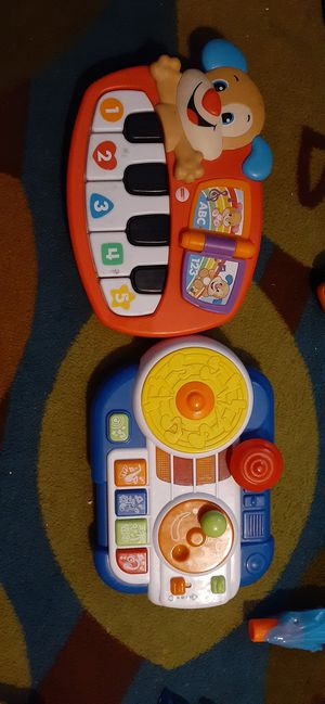 Baby music toys for Sale in El Mirage, AZ
