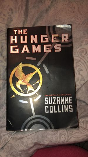 The hunger games book for Sale in Fort McDowell, AZ