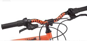 Mongoose Alert Mag Wheel Bike, 21-speed, 24-inch wheels, suspension fork, linear pull brakes, ages 8 and up, Orange, boys sizes for Sale in Spring Hill, FL