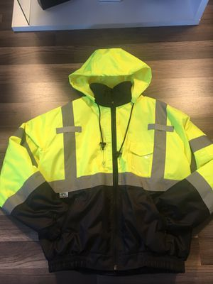Brand New Pyramex Hi-Vis Coat size XL for Sale in Virginia Beach, VA