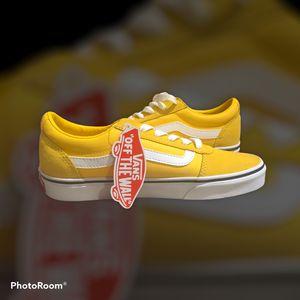 Vans Old Skool yellow ward womens for Sale in Oklahoma City, OK