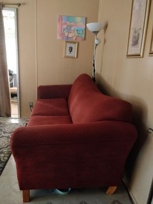 Microfiber Couch Set for Sale in Redwood City, CA
