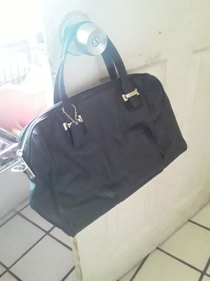 Real COACH LEATHER TOTE PURSE for Sale in Tampa, FL