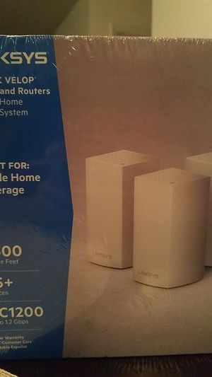 Linksys Dual-Bamd Router for Sale in Tampa, FL